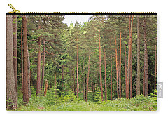 Into The Woods Carry-all Pouch by Tony Murtagh
