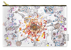 Intracellular Diversion Carry-all Pouch by Regina Valluzzi