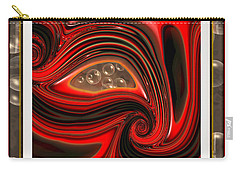 Introspection Carry-all Pouch by Wendy J St Christopher