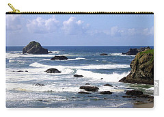 Invigorating Sea Air Carry-all Pouch