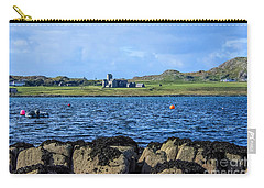 Iona Abbey Isle Of Iona Carry-all Pouch
