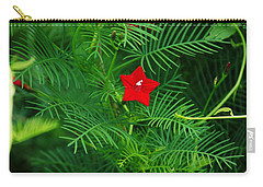 Ipomoea Quamoclit Carry-all Pouch