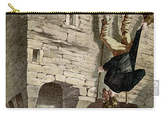 Ireland The Blarney Stone Carry-all Pouch by Granger