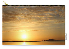 Irelands Eye At Dawn Carry-all Pouch
