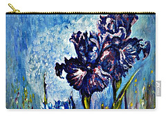 Iris Carry-all Pouch by Harsh Malik