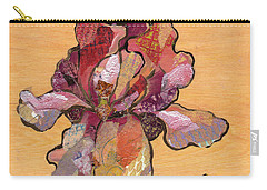 Iris II - Series II Carry-all Pouch by Shadia Derbyshire
