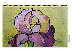 Iris IIi Carry-all Pouch by Shadia Derbyshire