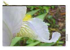Iris Macro 2 Carry-all Pouch by Claudia Goodell