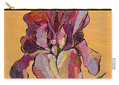 Iris V  - Series V Carry-all Pouch by Shadia Derbyshire