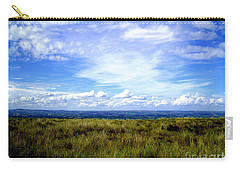 Irish Sky Carry-all Pouch by Nina Ficur Feenan