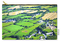 Irish Skyscape Carry-all Pouch