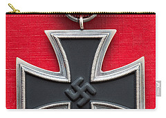 Iron Cross Medal Carry-all Pouch by Lee Avison