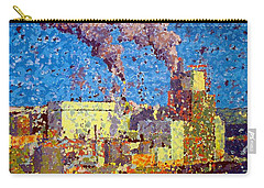 Irving Pulp Mill Carry-all Pouch