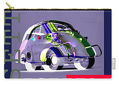 Isetta Carry-all Pouch by Jean luc Comperat