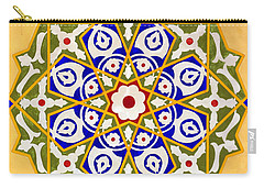Islamic Art 09 Carry-all Pouch by Antony McAulay
