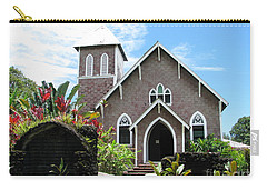 Island Church Carry-all Pouch