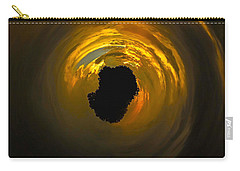 Island In The Sky Carry-all Pouch by Gary Holmes