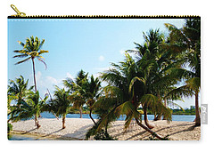 Carry-all Pouch featuring the photograph Isle @ Camana Bay by Amar Sheow