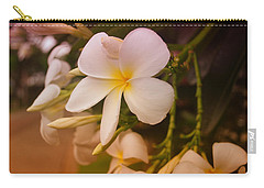 Carry-all Pouch featuring the photograph Isle De Java by Miguel Winterpacht