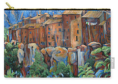 Isola Di Piante Large Italy Carry-all Pouch