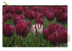 It Is Beautiful Being Different Carry-all Pouch by Bob Christopher