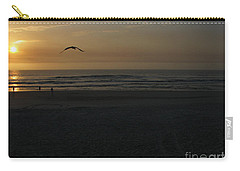 Carry-all Pouch featuring the photograph It Starts by Greg Patzer