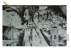 Italian Fantasies. Florence Carry-all Pouch