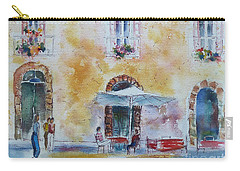 Italian Piazza Carry-all Pouch