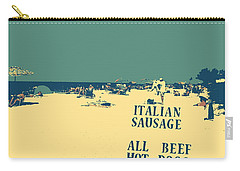 Italian Sausage Carry-all Pouch