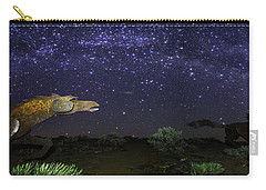 Its Made Of Stars Carry-all Pouch by James Heckt
