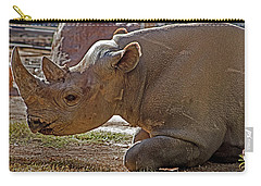 Its My Horn Not Your Medicine Carry-all Pouch