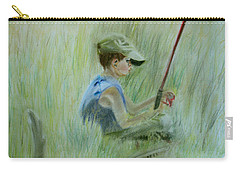 Ivan And The Red Rod Carry-all Pouch