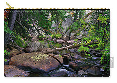 Carry-all Pouch featuring the photograph Ivanhoe Serenity by Jeremy Rhoades