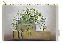 Ivy League Carry-all Pouch by Judith Rhue