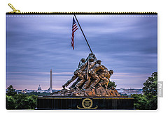 Iwo Jima Monument Carry-all Pouch