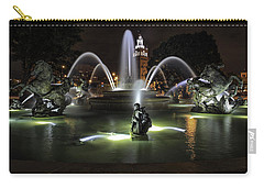 J C Nichols Fountain Carry-all Pouch