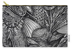 Jabberwocky Carry-all Pouch