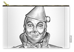 Jack Haley As The Tin Man Carry-all Pouch