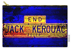 Jack Kerouac Alley Carry-all Pouch