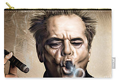 Jack Nicholson Carry-All Pouches