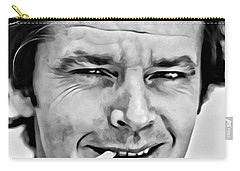Jack Nicholson Carry-all Pouch by Florian Rodarte
