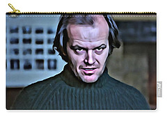Jack Torrance Carry-all Pouch by Florian Rodarte