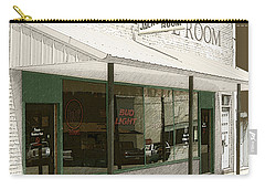 Jack's Pool Room Carry-all Pouch