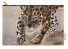 Big Cat Stalk Carry-all Pouch