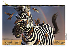 Jailbird Carry-all Pouch by Jerry LoFaro