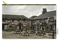 Jamaica Inn. Carry-all Pouch by Linsey Williams
