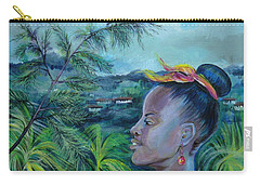 Jamaica. Part Two Carry-all Pouch by Anna  Duyunova
