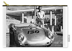 Last Picture Taken Of James Dean Carry-all Pouch
