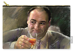 James Gandolfini Carry-all Pouch