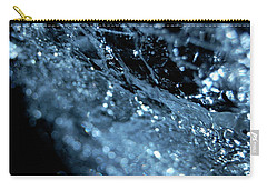 Carry-all Pouch featuring the photograph Jammer Abstract 006 by First Star Art